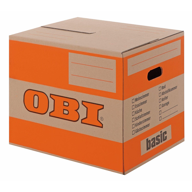 ca7286683 OBI Kartonová krabice na stěhování Basic nakoupit u OBI