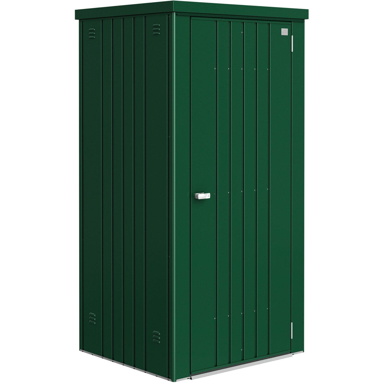 Biohort sk na n ad velikost 90 tmav zelen nakoupit for Armarios de resina para exterior
