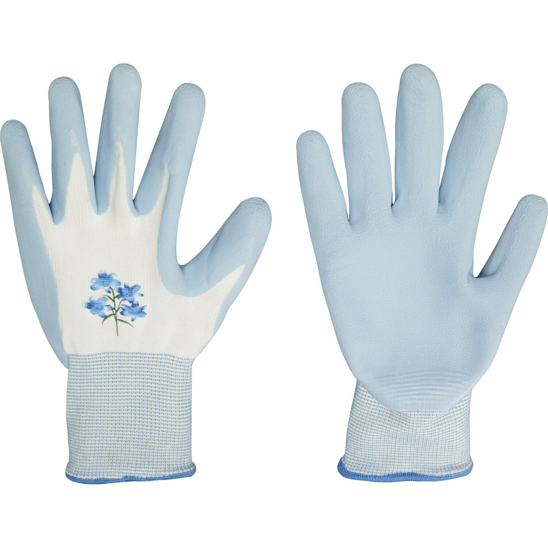 LUX Zahradní latexové rukavice velikost 7 (S) modré nakoupit u OBI 588e4ee725