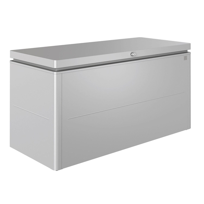 Biohort úložný Lounge Box Velikost 160 Stříbrná
