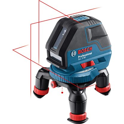 Bosch Professional Liniový laser GLL 3-50