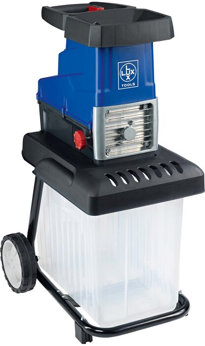 LUX Elektrický tichý válcový drtič E-LH-2800 od OBI