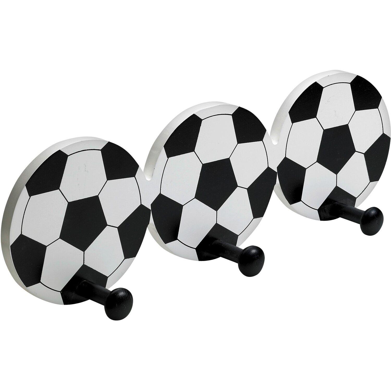 Hettich Dětský věšák Fotbalové míče 3 háky nakoupit u OBI 56298071bc