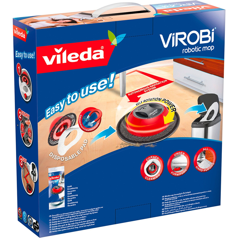 Vileda Virobi Slim Robotick Mop