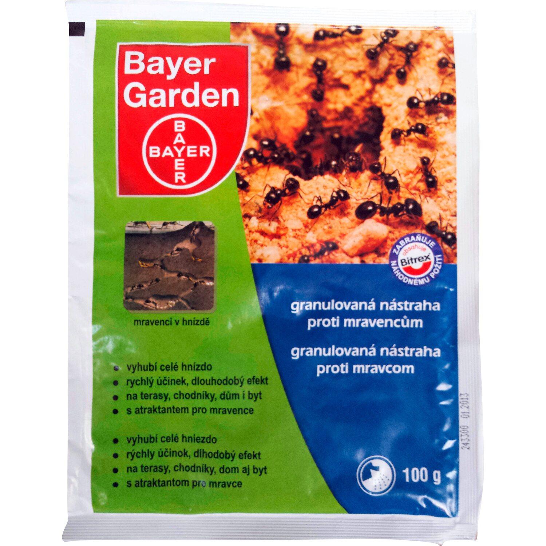 Bayer Garden Granule Proti Mravencům 100 G