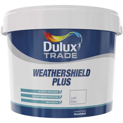 Dulux Trade Weathershield Plus medium 2,5 l