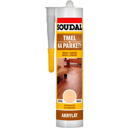 Soudal Tmel na parkety dub 280 ml