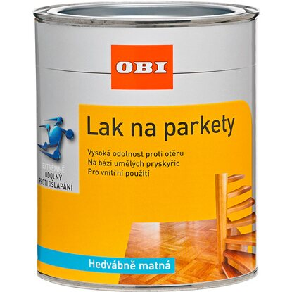 OBI Lak na parkety matný 375 ml