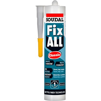 Soudal Fix All Classic bílý 290 ml