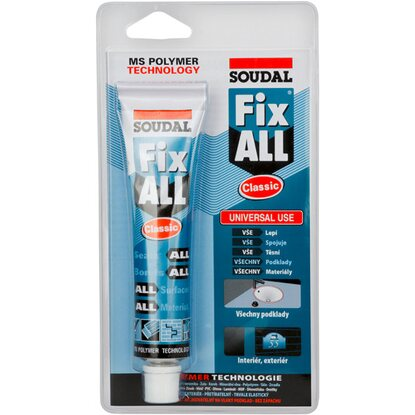 Soudal Fix All Classic bílý 80 ml
