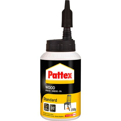 Pattex Disperzní lepidlo Wood Standard 250 g