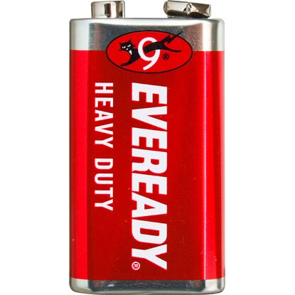 Eveready Baterie Heavy Duty 9 V, 1 ks