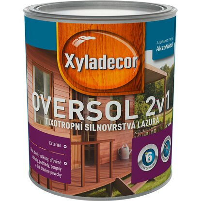 Xyladecor Oversol 2v1 rosewood 0,75 l