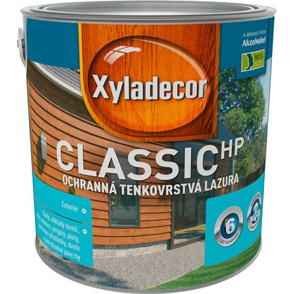 Xyladecor Classic HP ořech 2,5 l
