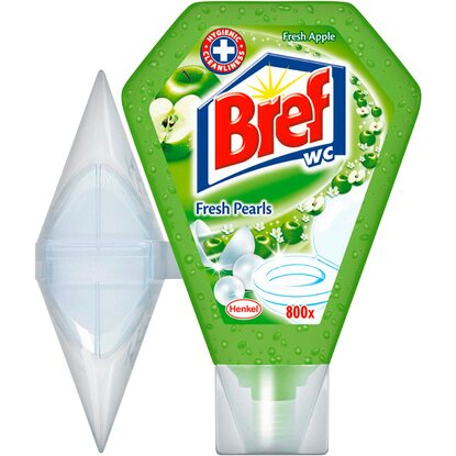 Bref WC gel green apple 200 ml