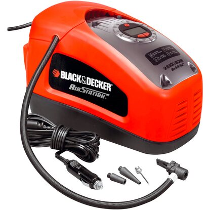 Black & Decker Kompresor ASI300 11 Bar na 12 V i 220 V