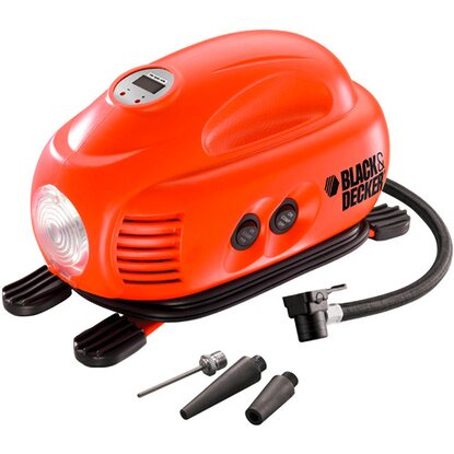 Black & Decker Kompresor ASI200 8,3 Bar na 12 V