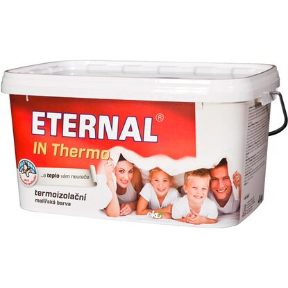 Eternal IN Thermo nátěr bílý 4 kg