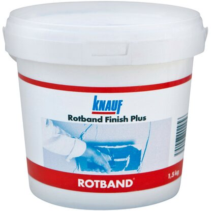 Knauf Pastózní tmel Finish Plus 1,5 kg
