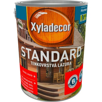 Xyladecor Standard cedr 5 l