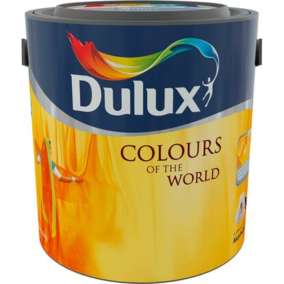 Dulux Colours Of The World slunečné sárí 2,5 l