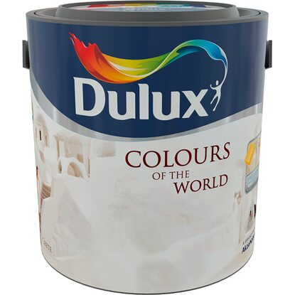 Dulux Colours Of The World lasturově bílá 2,5 l