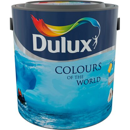 Dulux Colours Of The World grafitový soumrak 2,5 l