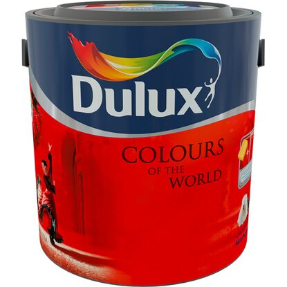 Dulux Colours Of The World ohnivé flamenco 2,5 l