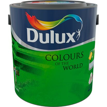 Dulux Colours Of The World kávová plantáž 2,5 l