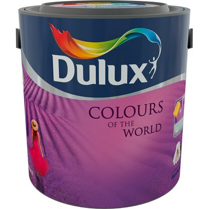 Dulux Colours Of The World levandule 2,5 l
