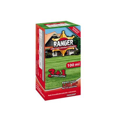 Herbicid RANGER PROGAZON 100 ml