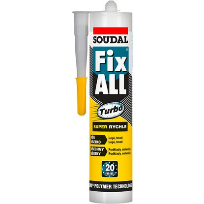 Soudal Fix All Turbo 290 ml