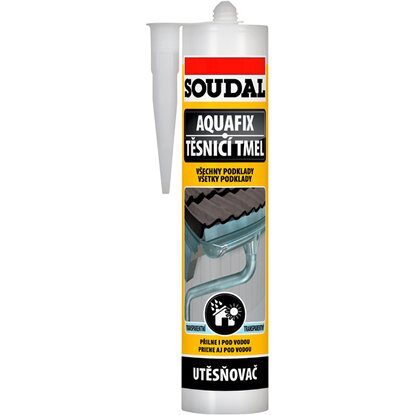 Soudal Aquafix transparent 300 ml