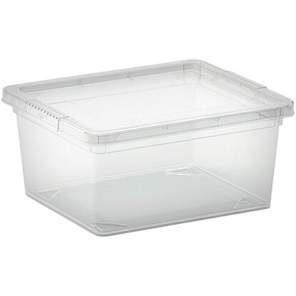 Kis Box Transparent XXS 2 l