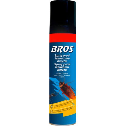 Bros Spray proti lezoucímu hmyzu 400 ml