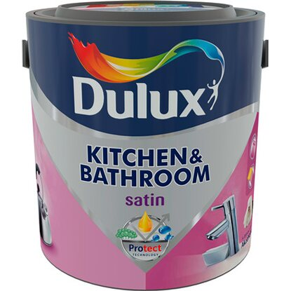 Dulux Kitchen and Bathroom žlutý meloun 2,5 l