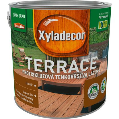 Xyladecor Terrace borovice 2,5 l