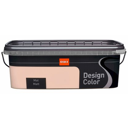 OBI Design Color mat Milkshake 2,5 l