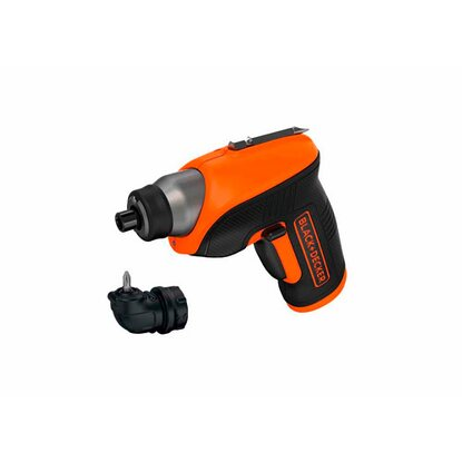 Black & Decker Aku šroubovák CS3652LC 3,6 V Li-Ion 5,5 Nm