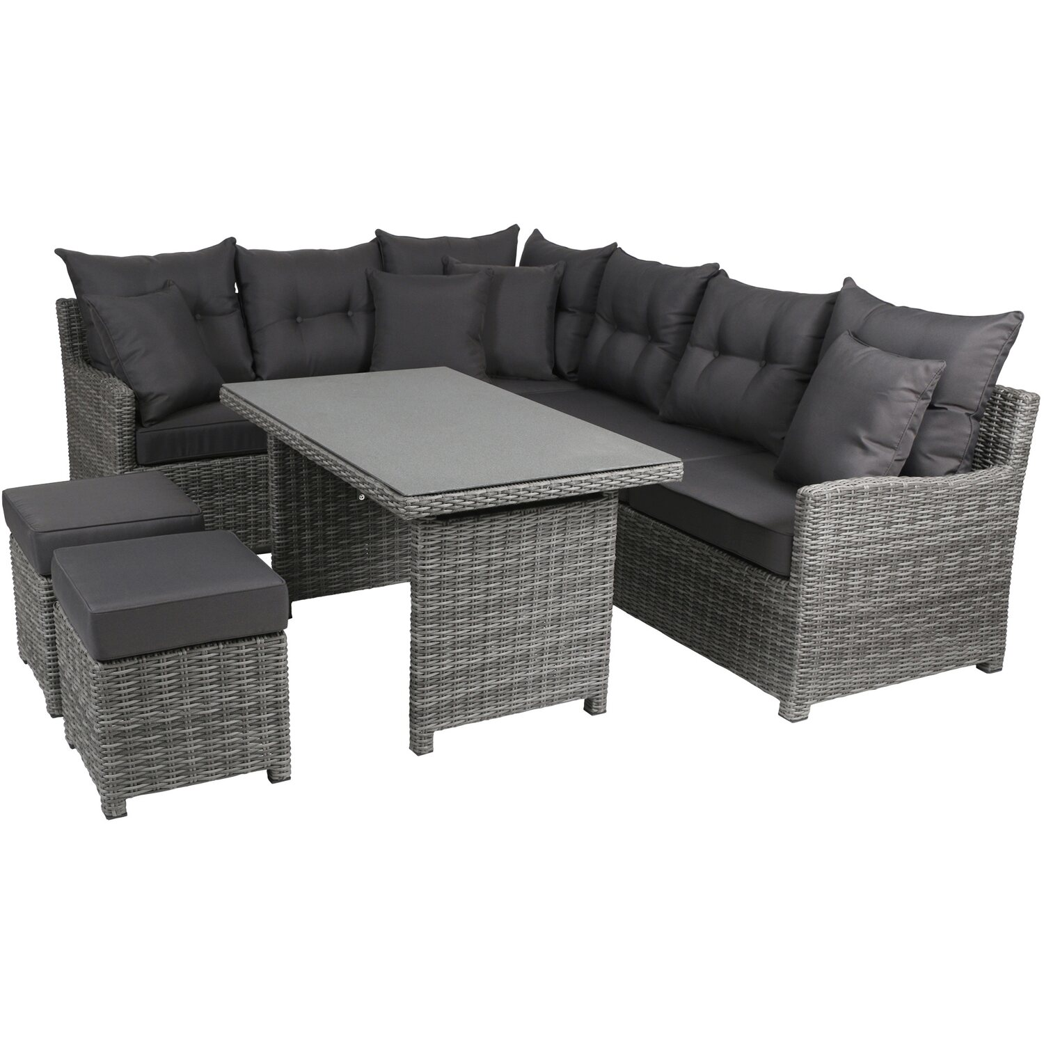 greemotion lounge sestava miami comfort nakoupit u obi. Black Bedroom Furniture Sets. Home Design Ideas