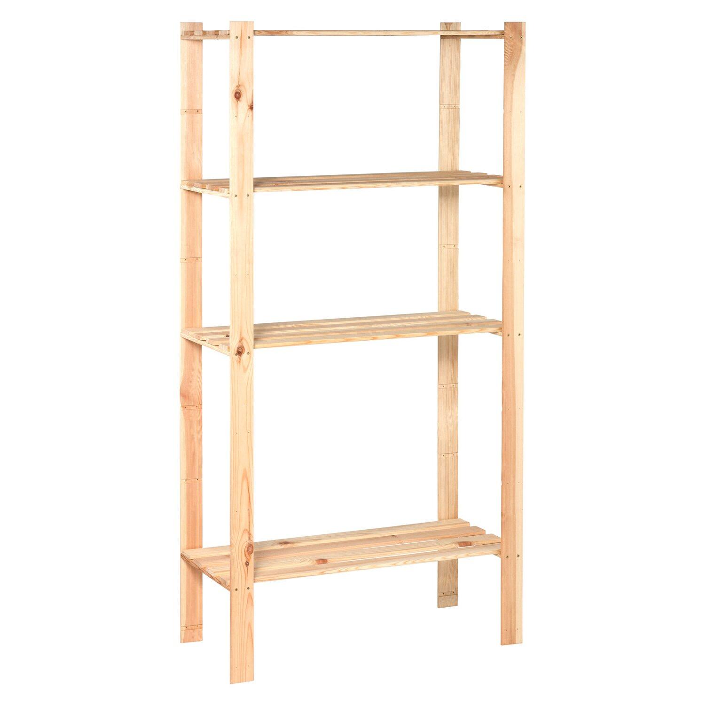 obi d ev n roubovan reg l 170 cm x 85 cm x 40 cm nakoupit u obi. Black Bedroom Furniture Sets. Home Design Ideas