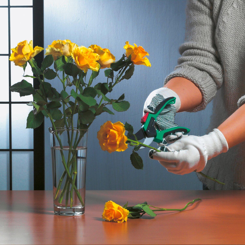 LUX Jemně pletené rukavice vel. 8 nakoupit u OBI 283b3ea485