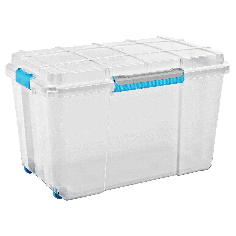 2f530f90c Univerzální box Scuba s víkem XL 106 l nakoupit u OBI