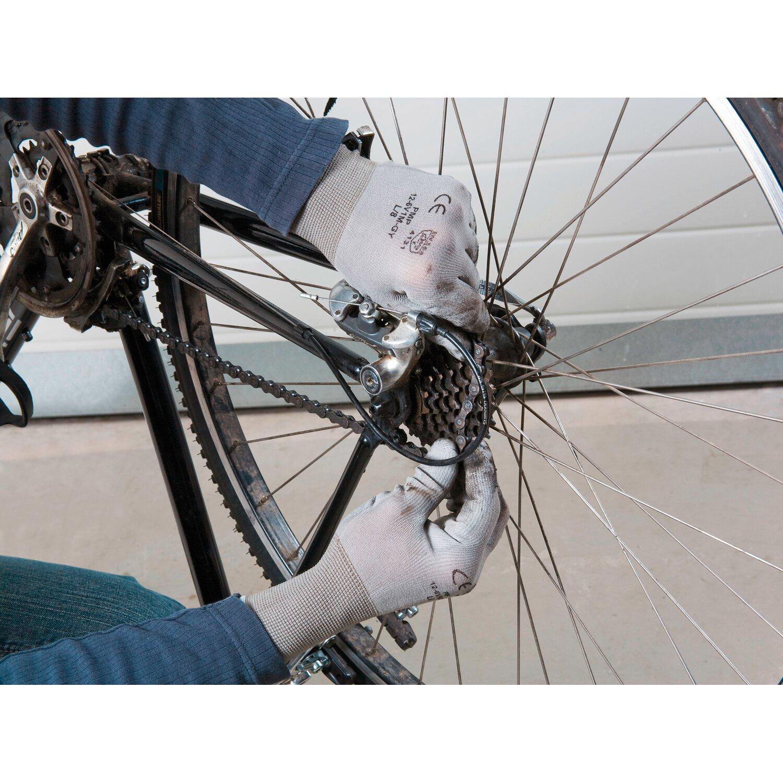 LUX Montážní rukavice PU velikost 9 nakoupit u OBI 240de8d360