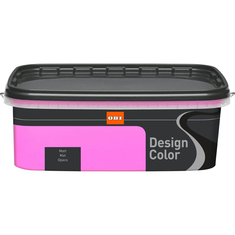 OBI Design Color Princess Matná 2,5 L Nakoupit U OBI