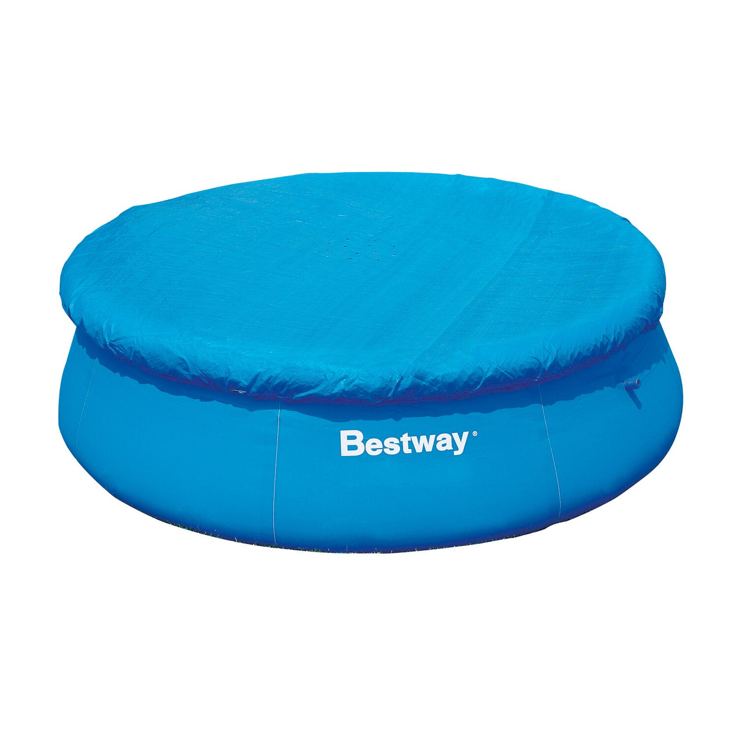 Kryc plachta na baz n pro baz ny bestway fast pool o for Bestway pool obi