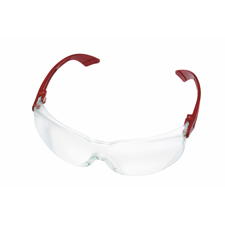 LUX Ochranné brýle červené lehké nakoupit u OBI 32bdbb21c6