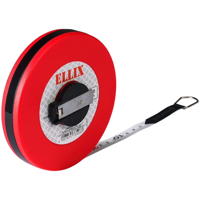 Ellix Měřící pásmo sklolaminátové 20 m nakoupit u OBI 3ad1386936