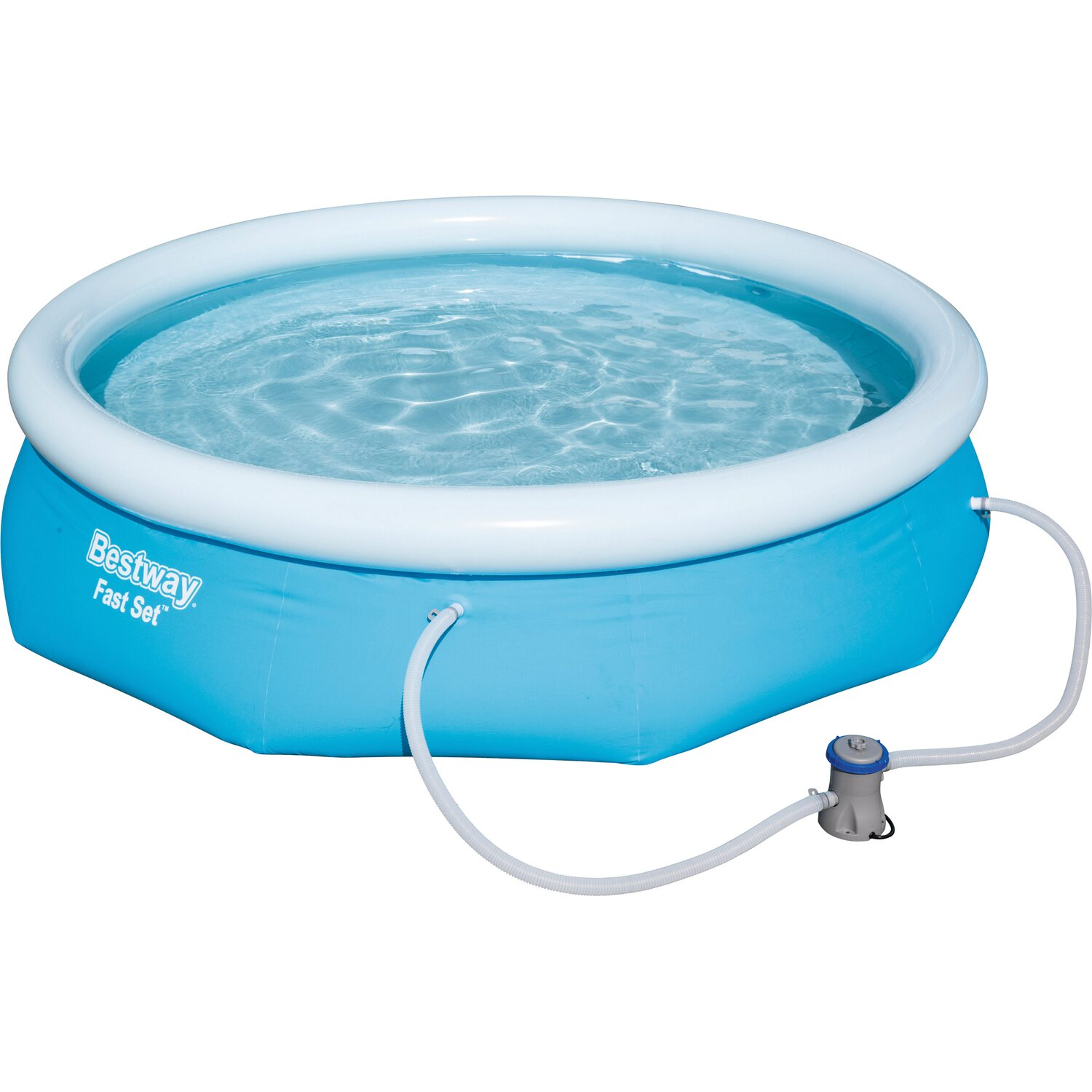 Bestway fast set pool 305 cm x 76 cm nakoupit u obi for Bestway pool obi