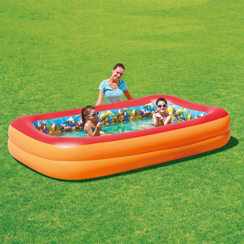 Bestway baz n 3d efekt 175 cm x 51 cm x 262 cm nakoupit u obi for Obi bestway pool